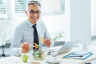 platos saludables para empresas