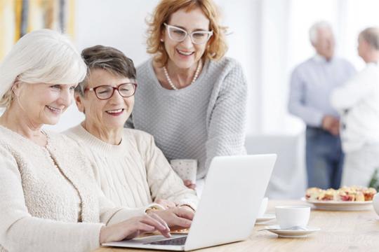 menu para mujeres mayores